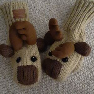Kyber Outerwear Moose Mittens